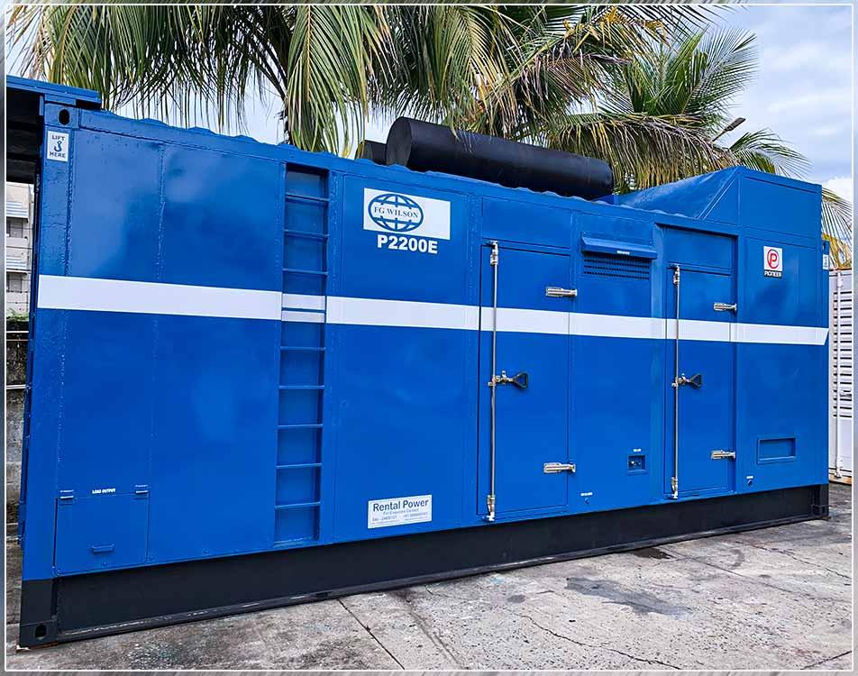 pioneer generator