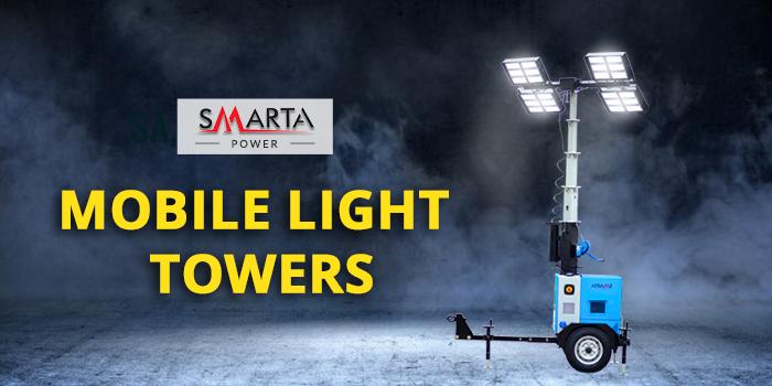 Smarta Mobile light towers rental in Chennai