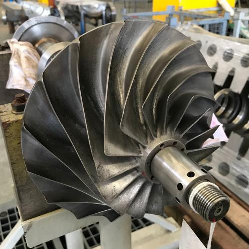 Axial air Compressors