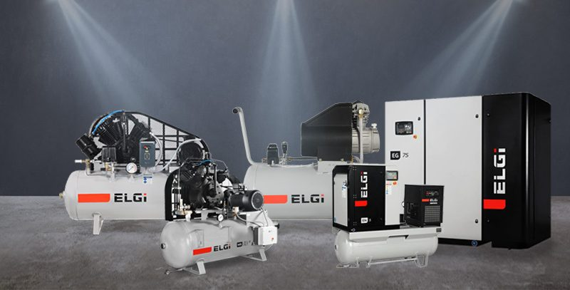 Type of Air Compressors